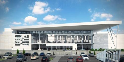 Ülemiste Shopping Centre expansion
